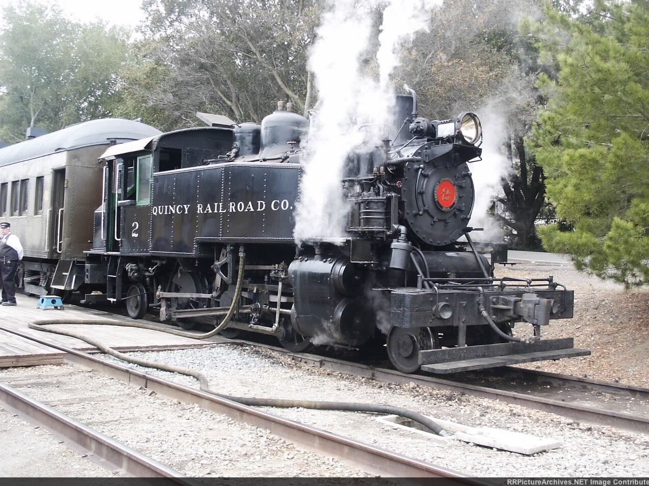 Quincy Railroad #2