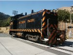 SP 1423 at Brightside Yard