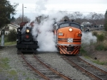 Quincy RR #2 and WP 918-D