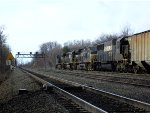 NS 7533 Leads Heavy Manifest