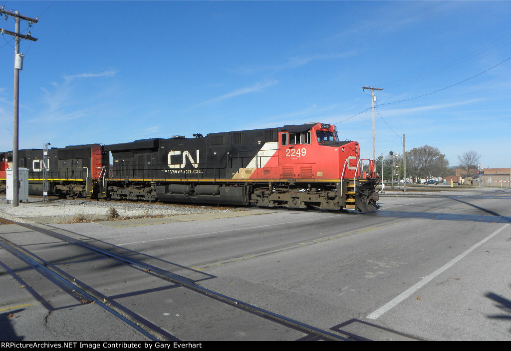 CN 2249 and CN 5605