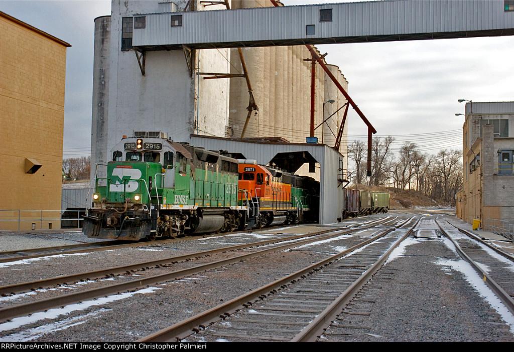 BNSF 2915