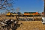 BNSF 2843 and BNSF 1700