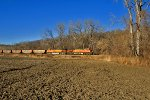 BNSF 5735 and BNSF 5652 lead C-WTMSAI0-03
