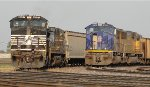 NS 9027 and UP 2002