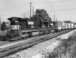 N/B stack train