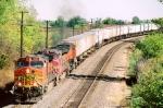 BNSF 4027 CW44-9
