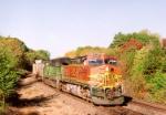 BNSF 4460 CW44-9