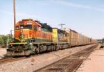 BNSF 6938 SD-40-2