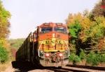 BNSF 862 CW40-8