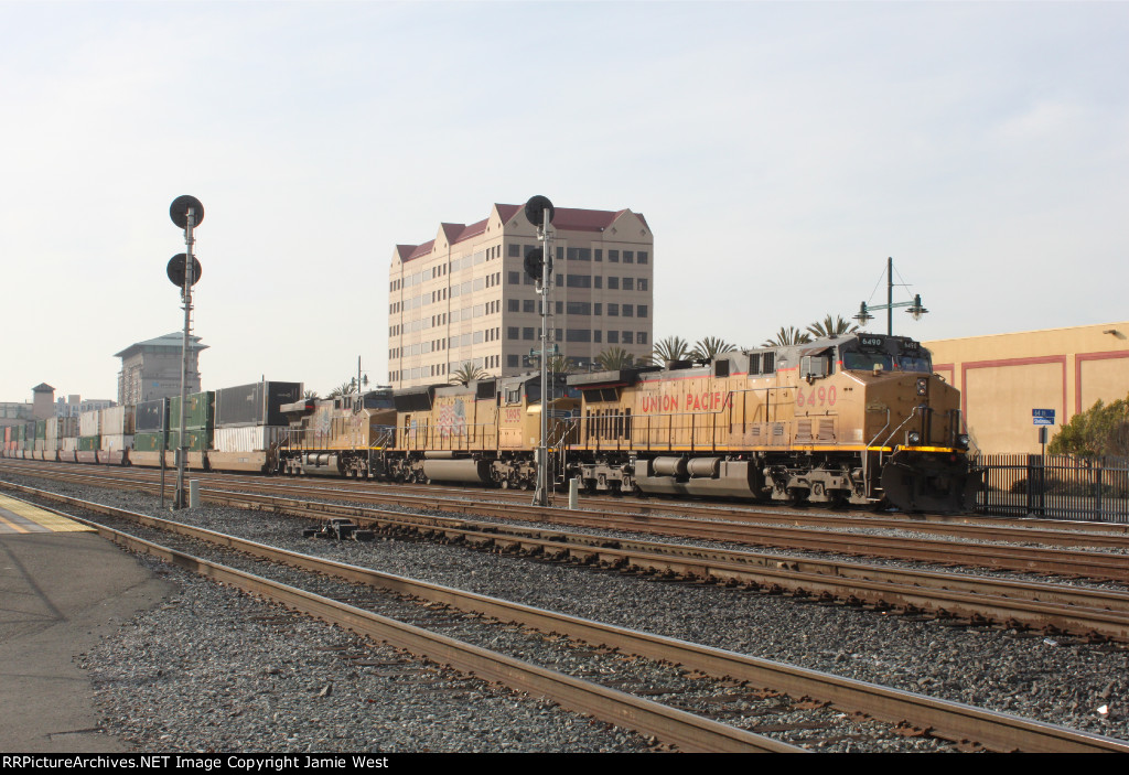 Union Pacific KOAMN in Emeryville
