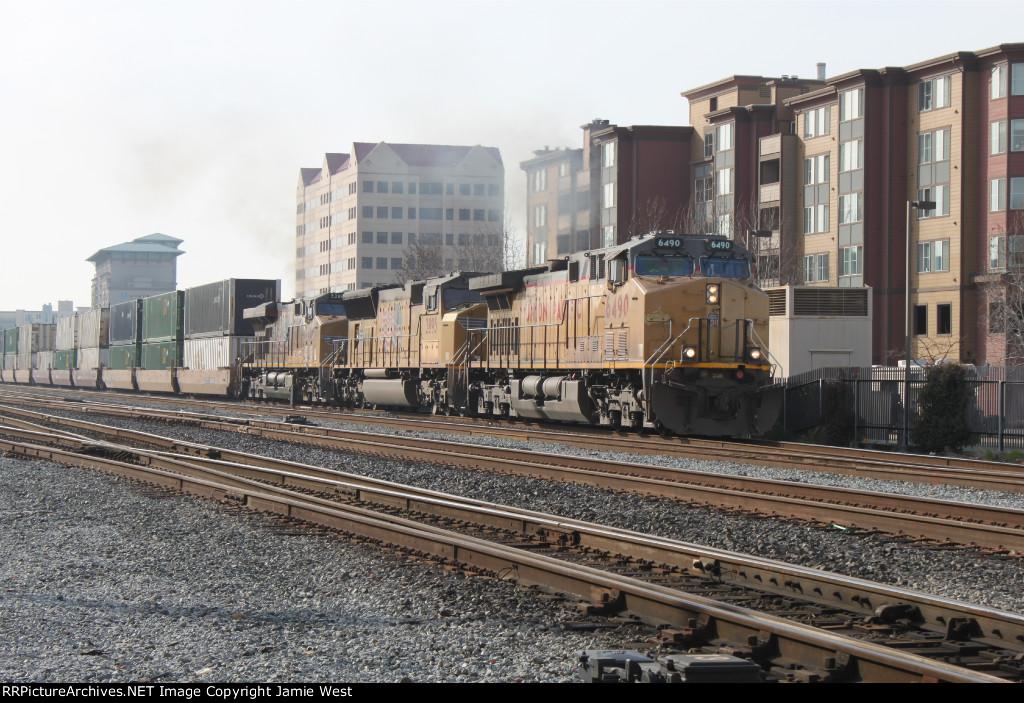Union Pacific KOAMN in Emeryville