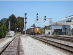 Union Pacific AGBMI in Emeryville
