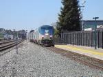 Amtrak #5 at Emeryville
