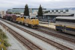 UP Meets Amtrak