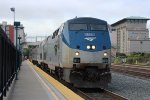 Amtrak 6 in Emeryville