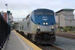 Amtrak 6 in Emeryville