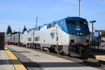 Amtrak 5 in Emeryville