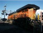 BNSF 6674 on the S-OIGSIF