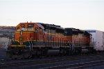 BNSF 8017 West