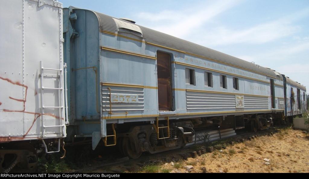 FNM Express car at Hercules