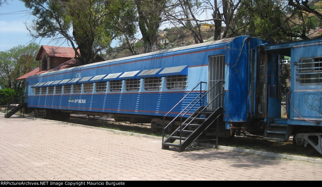 FNM Passenger car at Hercules