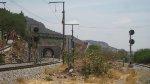 Ferromex and KCSM tracks at Hercules Station