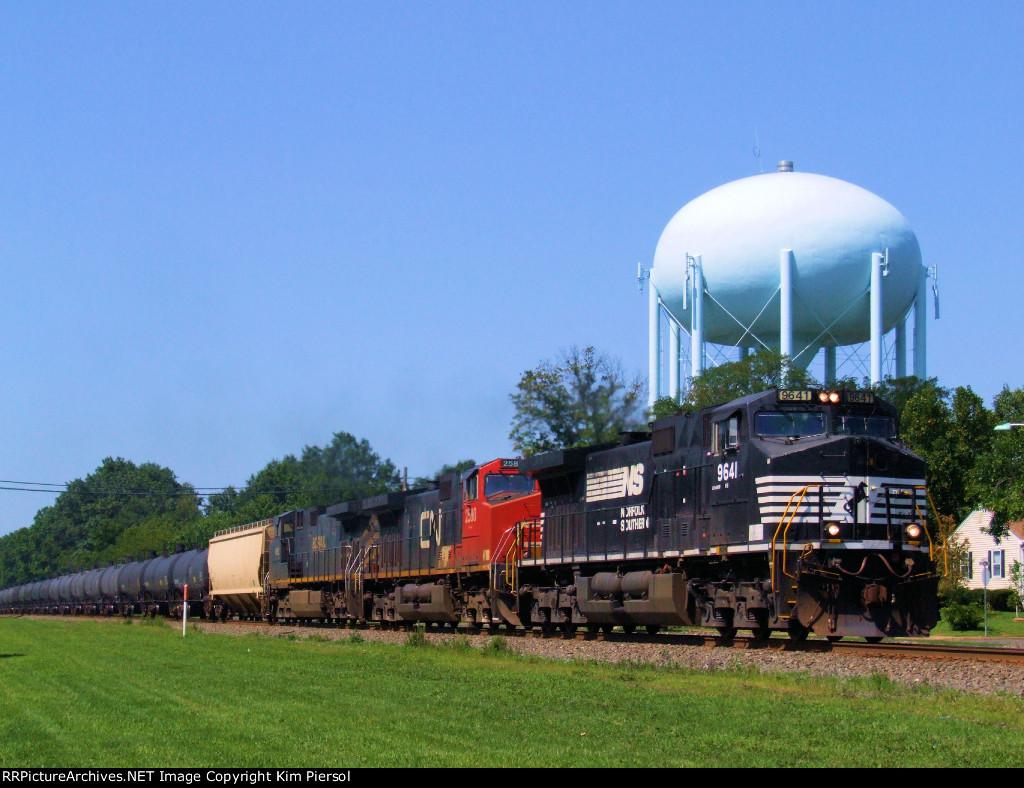 NS 9641 68Q Ethanol Loads