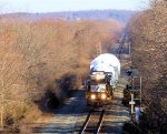 """NS 5665 CSX W999-29 """"Air Products"""" Heat Exchanger Move"""