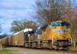 UP 8471 NS Train 212