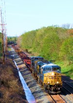 CSX 5462 L128 Baretable