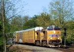 UP 7661 & 7627 NS Train 290