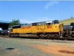 UP 8126 NS Ethanol Train 69Q Power
