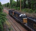 CSX 8564 Q438