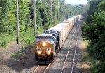 "CSX 3029 & 3026 Tropicana Juice Loads ""Documentary Train"""
