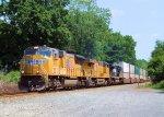 UP 5170 NS Train 211