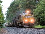 UP 4354 NS Train 202