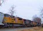 UP 8734 on NS 68Q
