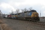 CSX Ethanol with Saint Lawernece and Hudson