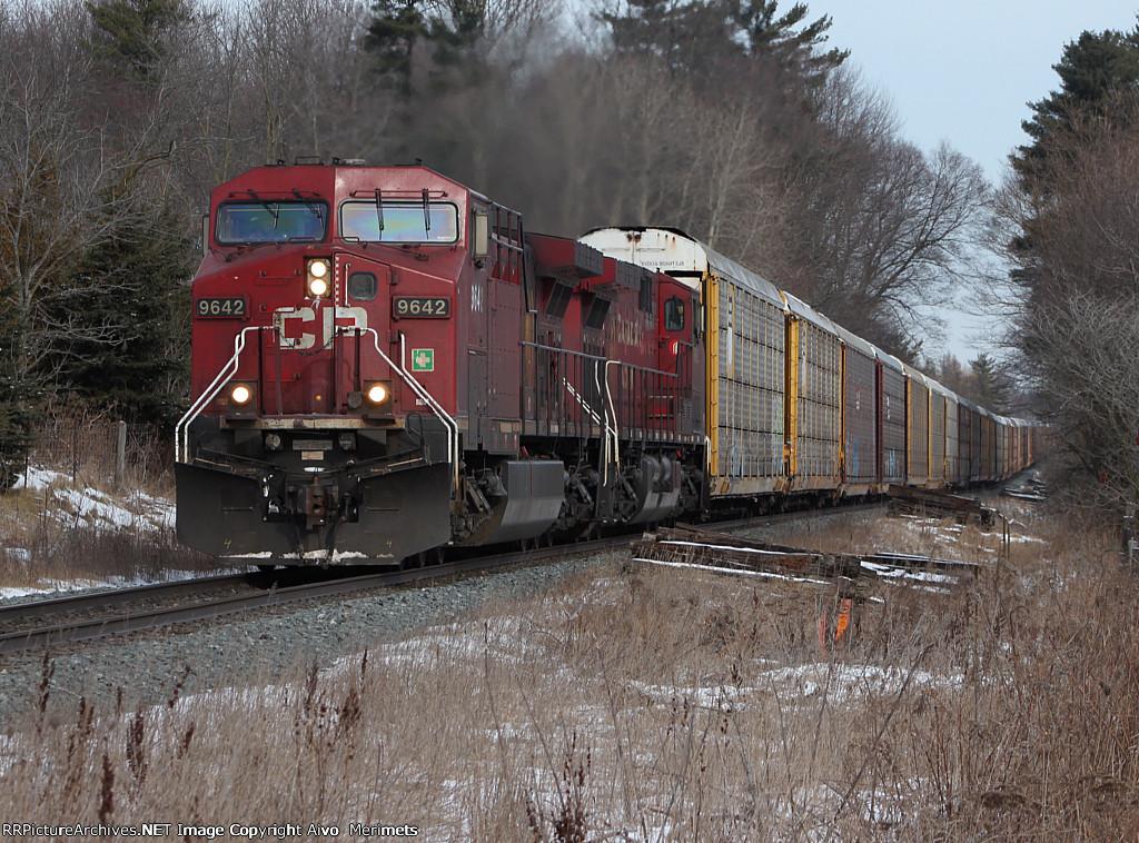 CP 141 at Mile 66 Galt Sub