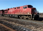 CP 8809 at Guelph Jct