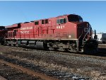 CP 8821 at Guelph jct