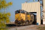Unloading Grain in Arizona