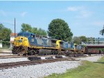 CSX 240, 5, and 42 (1)
