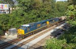 CSX 3012 and 968 (2)