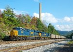 CSX 3012 and 968