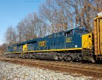 CSx 3027 and 3038