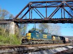 CSX 4007 and 5331