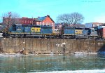 CSX 4019 and 8367