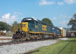 CSX 8873 and HLCX 8159